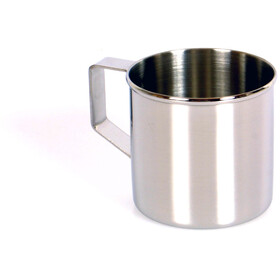 Basic Nature Zebra Stainless Steel Mug 250ml